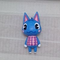 Small Rosie Animal Crossing 3D Printing 72663
