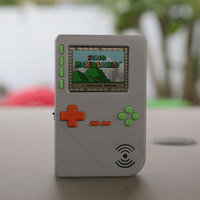 Small PiGRRL 2 - Raspberry Pi Game Console 3D Printing 74040