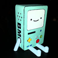 Small BMO - Adventure Time! 3D Printing 74293