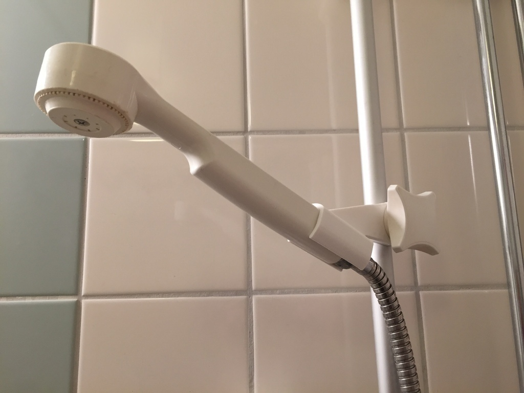 3D Printed Shower Holder (replacement   FM Mattsson) By Ekdahl   Pinshape