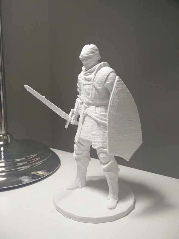Medium Elite Knight - Dark souls 3D Printing 74567