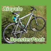 Small Bicycle BoosterPack 3D Printing 74572