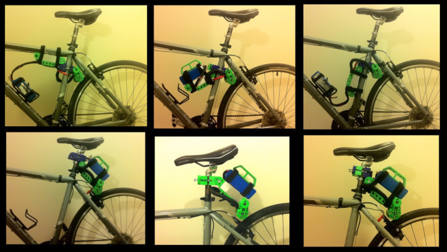 Bicycle BoosterPack 3D Print 74577