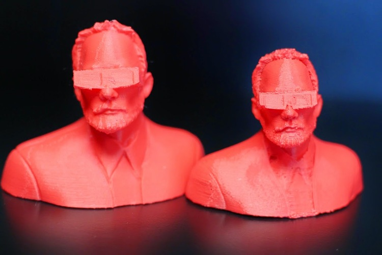 Bill Murray 3D 3D Print 746