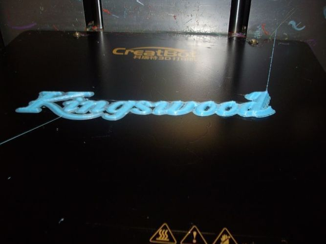 kingswood 3D Print 75214
