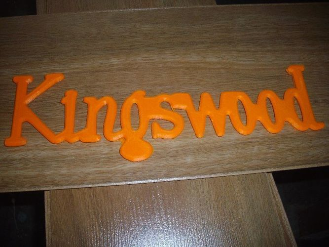 kingswood 3D Print 75216
