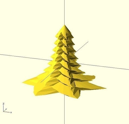 Image De Noel 3d.3d Printed Christmas Tree Customizer Sapin De Noel By