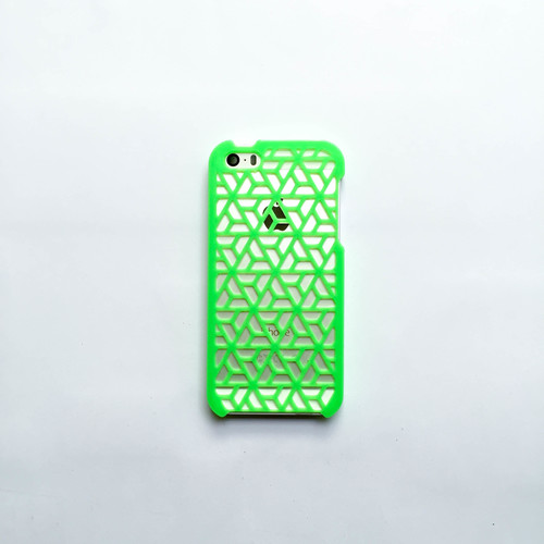 iPhone 5/5S/SE case - 3FRC 3D Print 75371