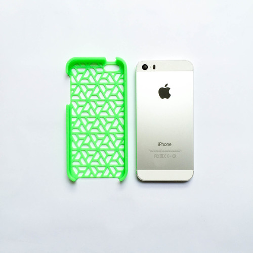 iPhone 5/5S/SE case - 3FRC 3D Print 75372