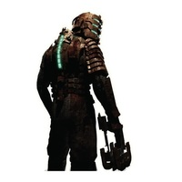 Small  Isaac Clarke - Dead Space 3D Printing 76042