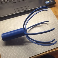 Small Scalp Massager 3D Printing 76446