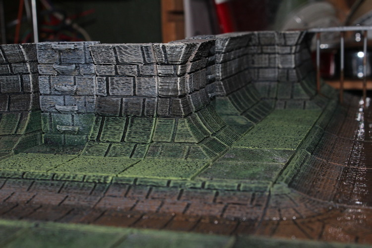 Openforge Sewer Ladder 3D Print 78361
