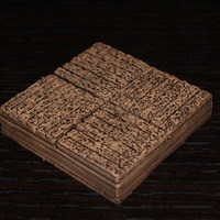 Small OpenForge Wood Floor Tile 3D Printing 78510