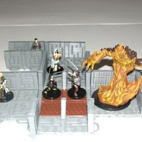 Small Customizable Dungeon Terrain 3D Printing 78592