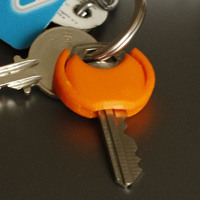 Small Tactile Key Cover (Plain) 3D Printing 79438