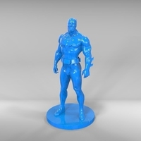 Small batman  3D Printing 79594