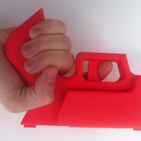 Small Pepper Spray Gun V2 3D Printing 79829
