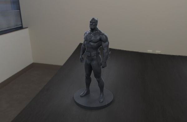 Medium bvs batman  3D Printing 79870