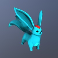 Small Carbuncle 3D Printing 80111