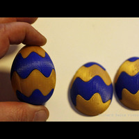 Small Easter Egg Maker 2016 Preview 3D Printing 80147
