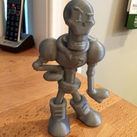 Small Undertale - Papyrus (redux) 3D Printing 80154