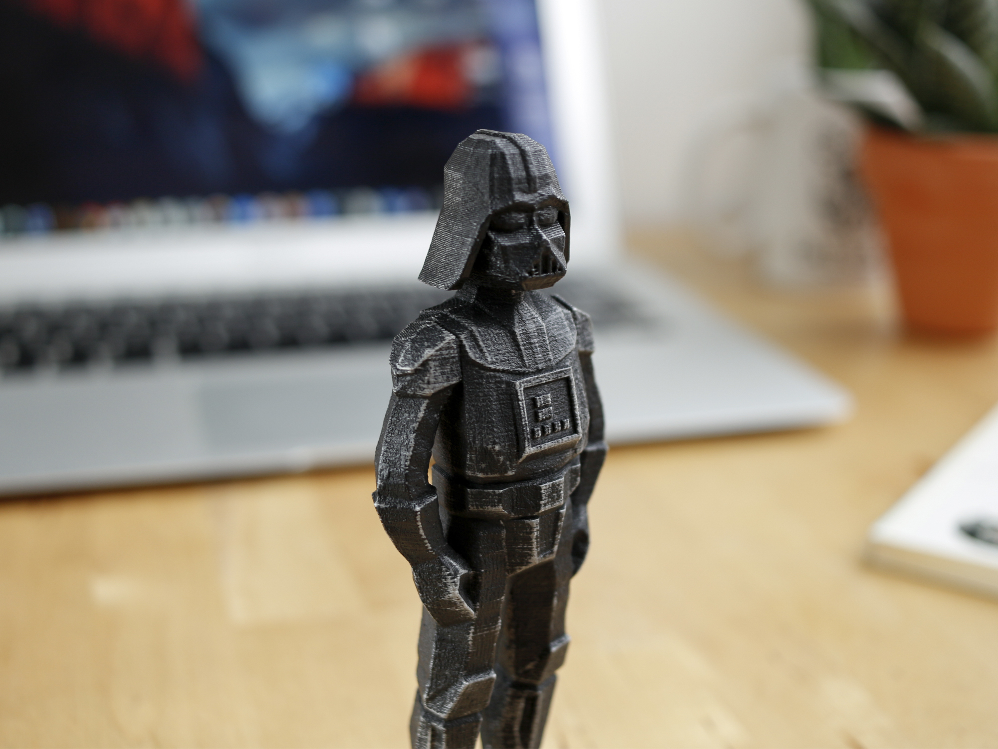 Low-Poly Toy 3D Print 81363