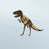 Small DinoPuzzle 3D Printing 8155