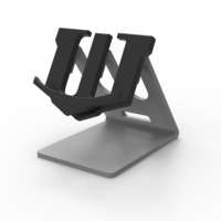 Small Mr. Waynes Phone Stand 3D Printing 81787