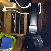 Small Headphone Holder P1 3D Printing 81864