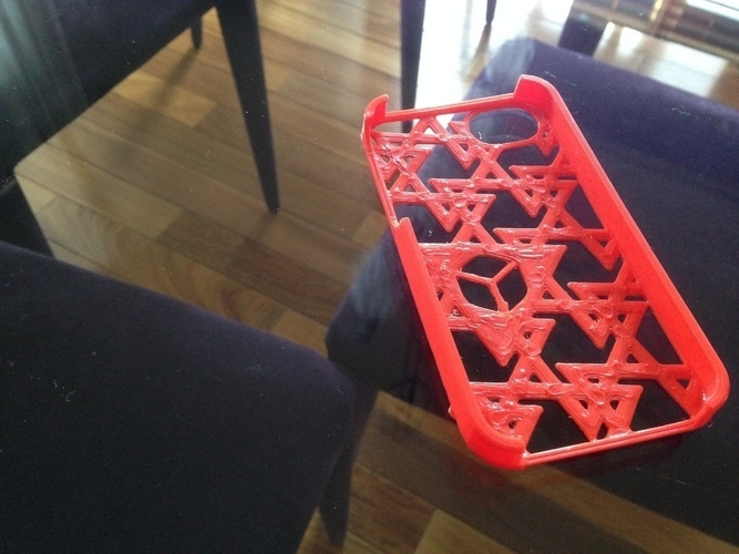 Troadey iPhone 4S Case 3D Print 81965