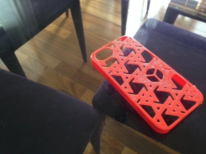 Troadey iPhone 4S Case 3D Print 81966