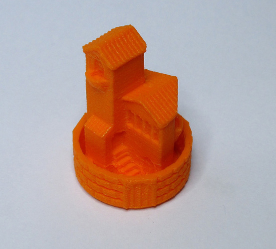 Catan pieces (Cities & Knights + Seafarers) 3D Print 82079