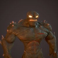 Small Stylized Doomsday 3D Printing 82192