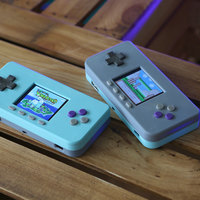 Small PiGRRL Zero Raspberry Pi Gameboy 3D Printing 82286