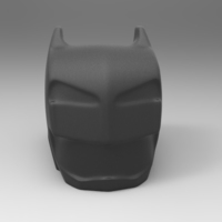 Small batman topper 3D Printing 82295