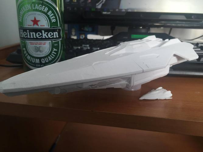 Elite Dangerous Anaconda 3D Print 82408