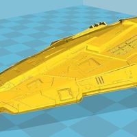 Small Python Unedited 3D Printing 82438