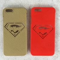 Small Batman V Superman iPhone 6 Case 3D Printing 82481