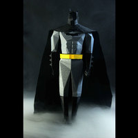 Small Batman Low Poly 3D Printing 82507