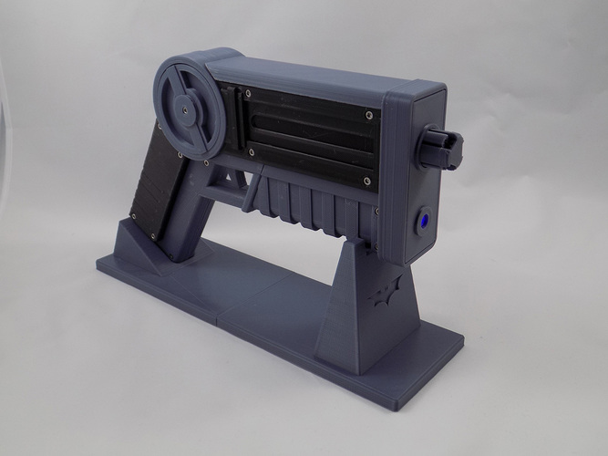 Batman Grapple Gun (functional toy gun) 3D Print 82606