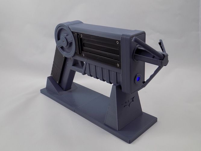 Batman Grapple Gun (functional toy gun) 3D Print 82610