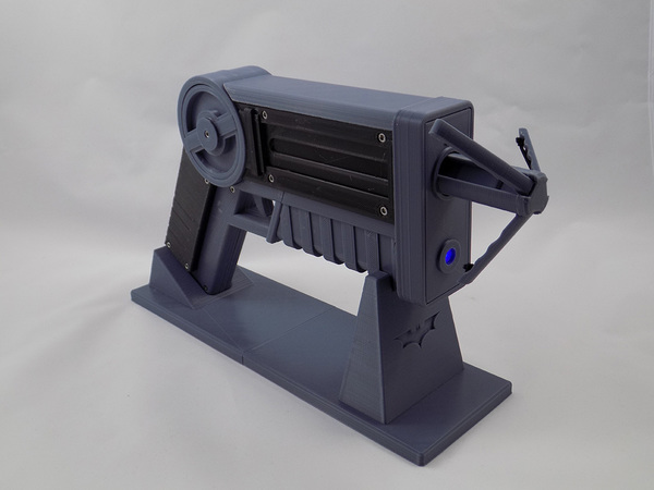 Medium Batman Grapple Gun (functional toy gun) 3D Printing 82610