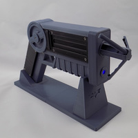 Small Batman Grapple Gun (functional toy gun) 3D Printing 82610