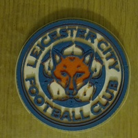 Small LEICESTER CITY F.C. LOGO 3D Printing 82631