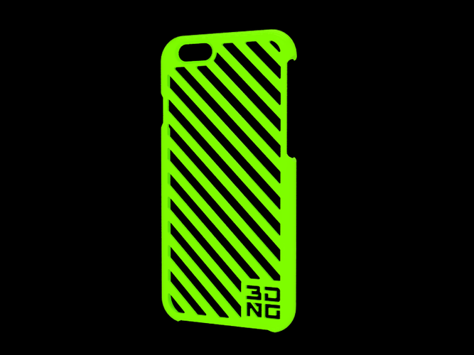 iPhone 6/6s case - NULL 3D Print 82951
