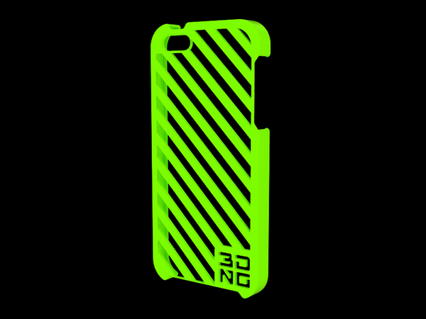 Medium iPhone 5/5S/SE case - NULL 3D Printing 82953