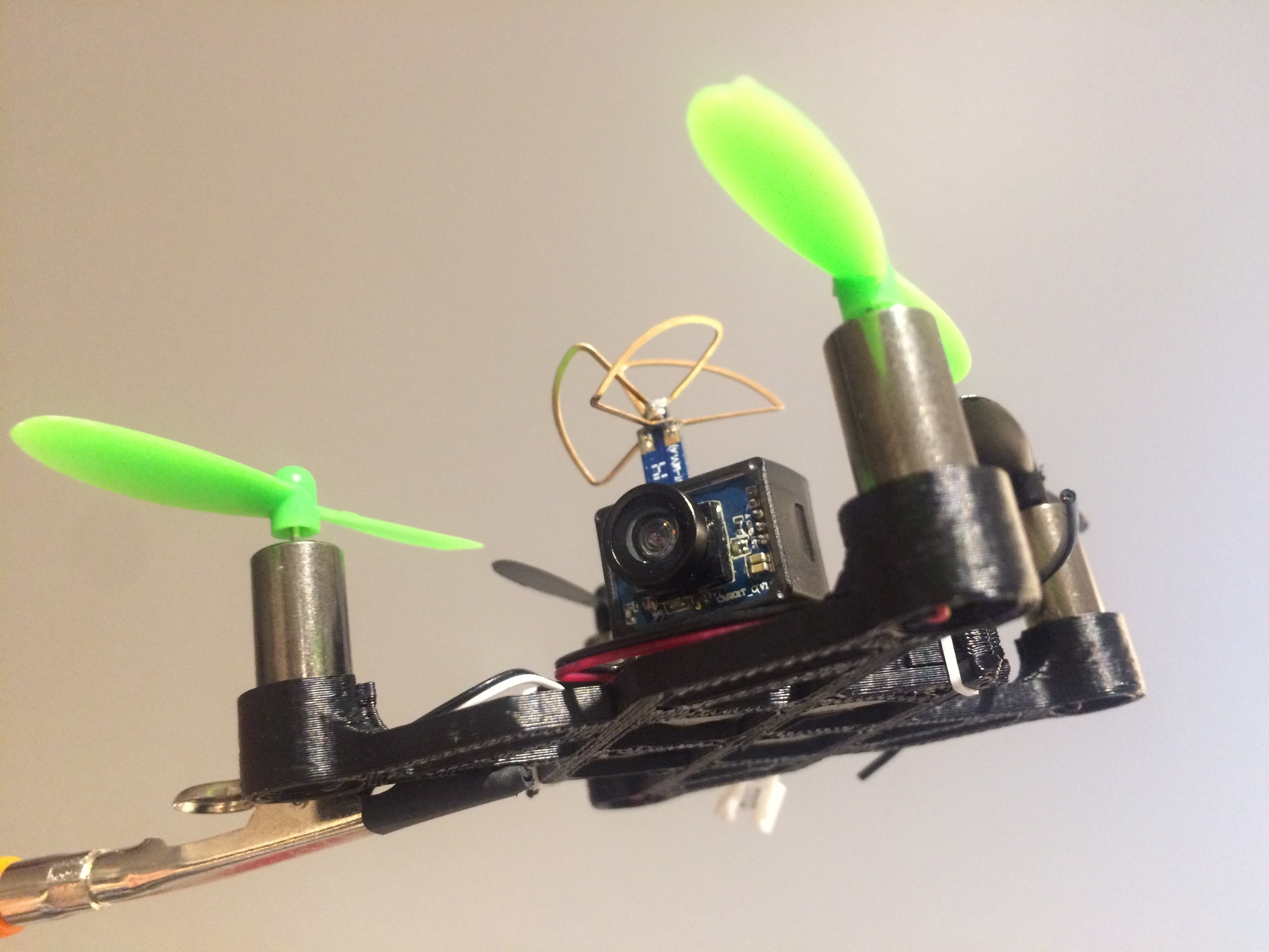 3D Printed AG 3DFly 83mm XFRAME by Anthony Kwon | Pinshape