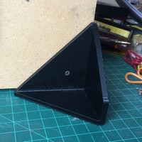 Small 5/8th Board Holder  3D Printing 83260