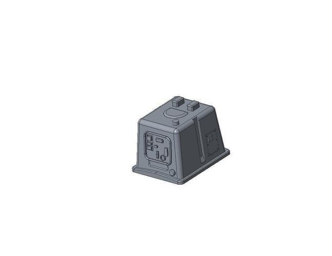 Gonk Droid From Star Wars 3D Print 83297