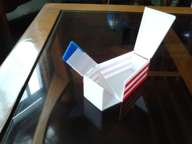 3D origami Stand for Superman Logo of paper tutorial - YouTube | 500x667